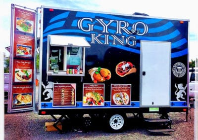 gyroking food truck
