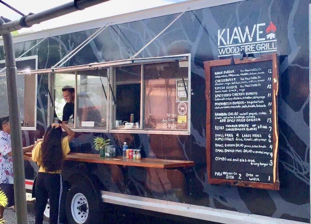 kiawe grill food truck