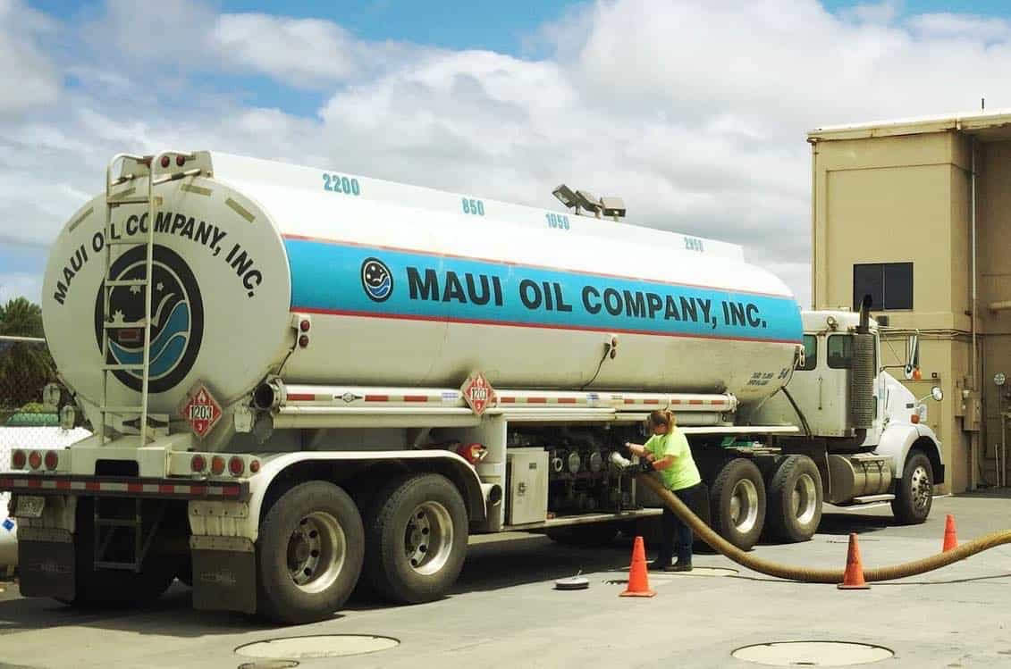 maui oil co inc