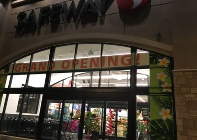 safeway grand opening