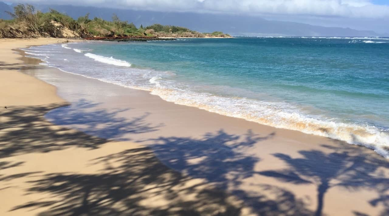 Sprecks Beach Maui HI