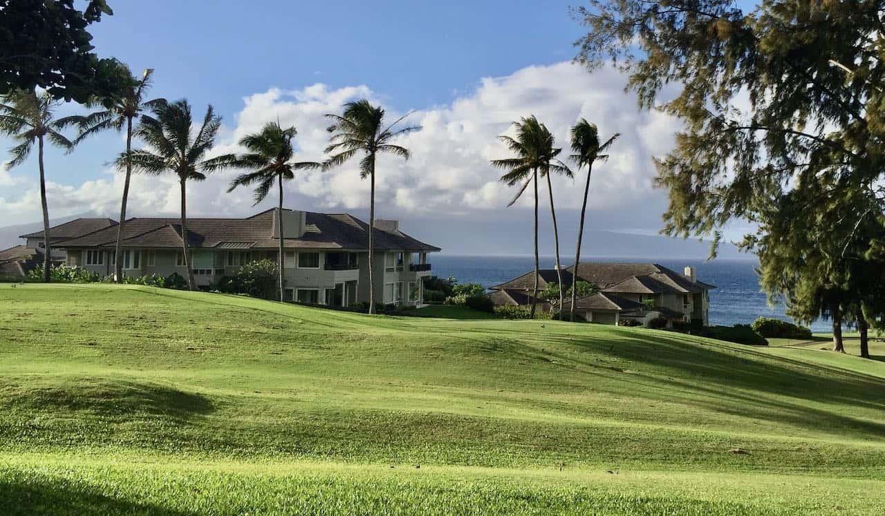 kapalua resort maui