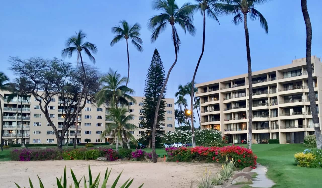 oceanfront kihei vacation resorts