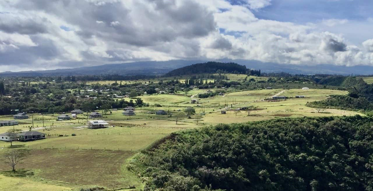 above haiku town acres on maui