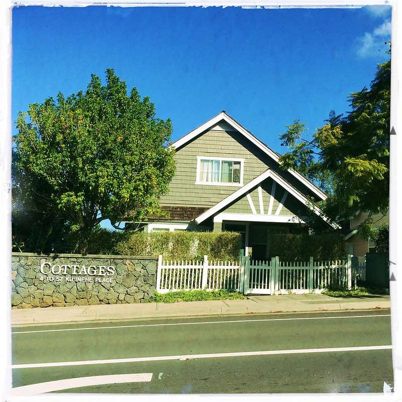 cottages at kulamanu front