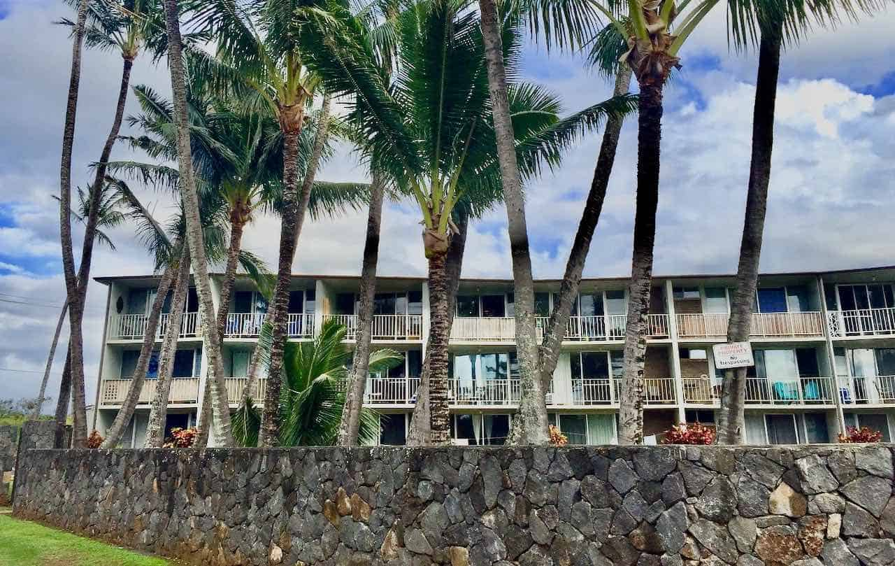 Kuau Plaza condominiums Maui