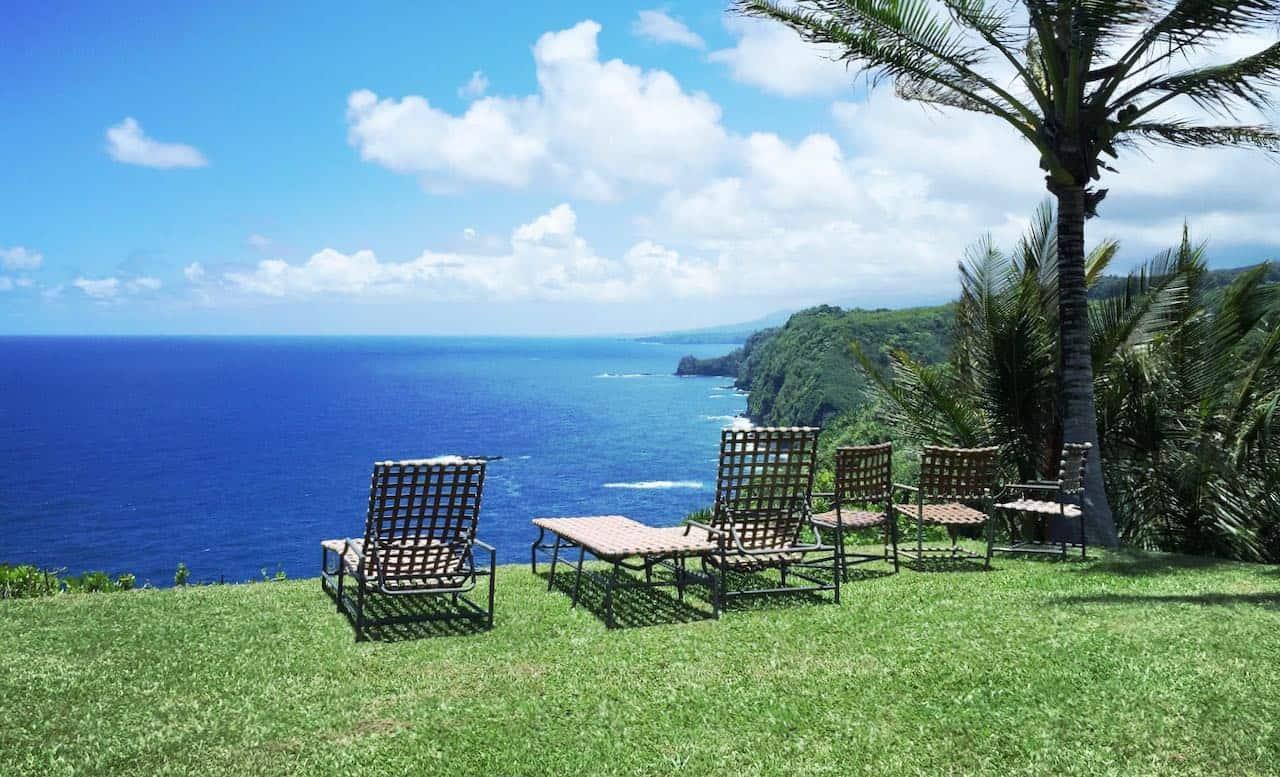 180 door of faith ocean views Haiku Maui HI