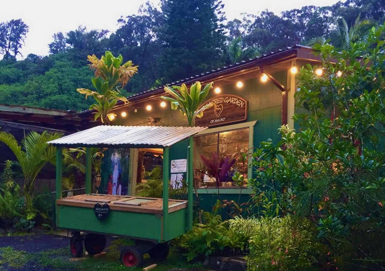 eves sacred garden shop