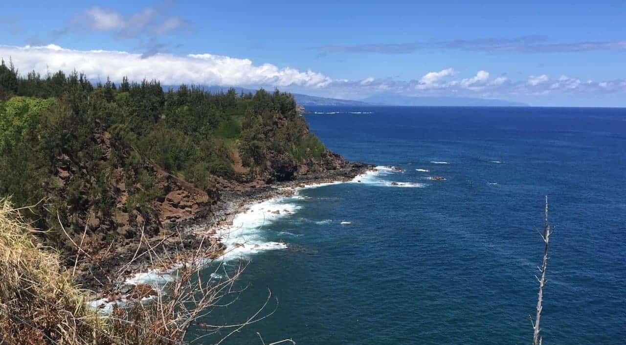 north shore haiku oceanfront land