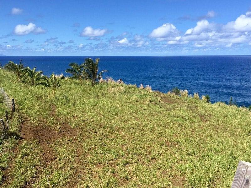 Kai Poi Place oceanfront land